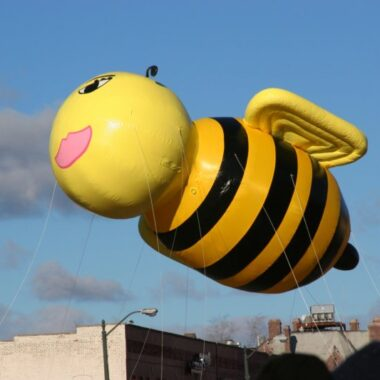 Bee Parade Balloon