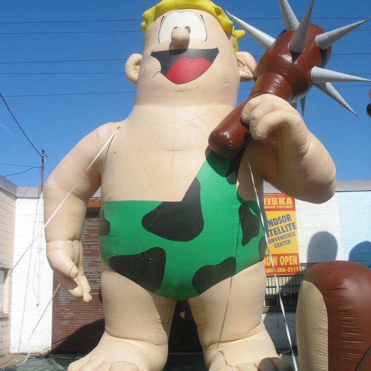 Caveman Parade Balloon