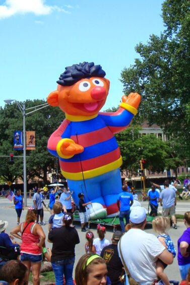 Sesame Street Ernie Parade Balloon