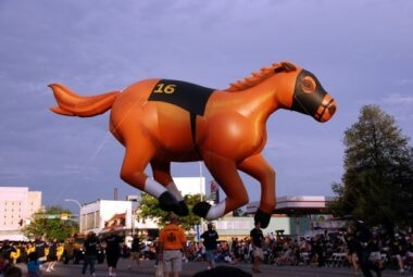 Horse Parade Balloon