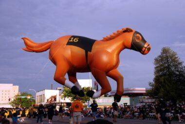 Horse Parade Balloon