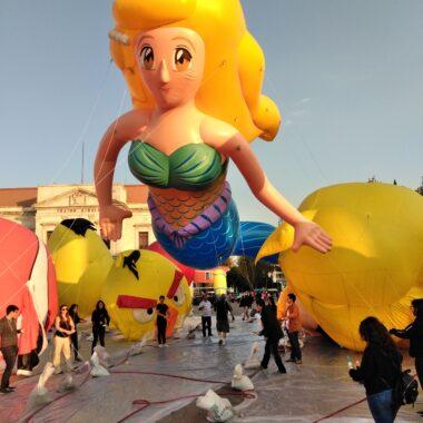 Little Mermaid Parade Balloon