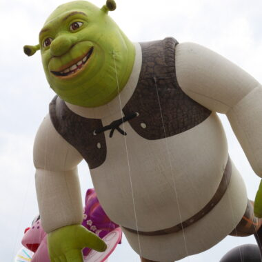 Shrek Parade Balloon