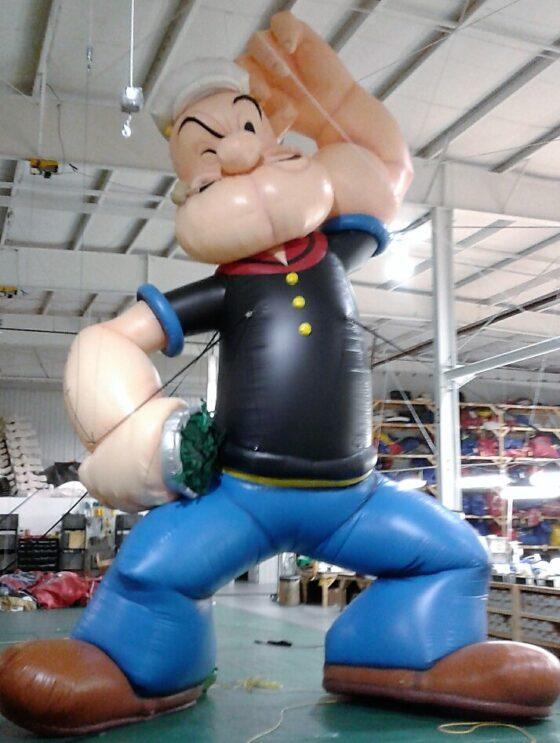 Popeye Parade Balloon