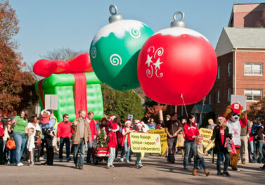 Ornament Parade Balloon