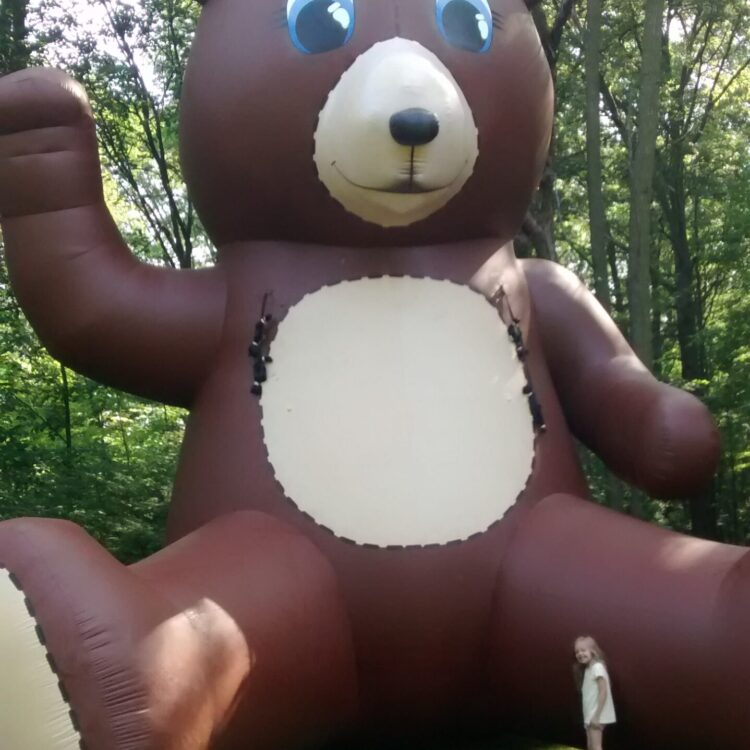 Teddy Parade Balloon