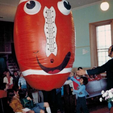 Football Inflatable Costume