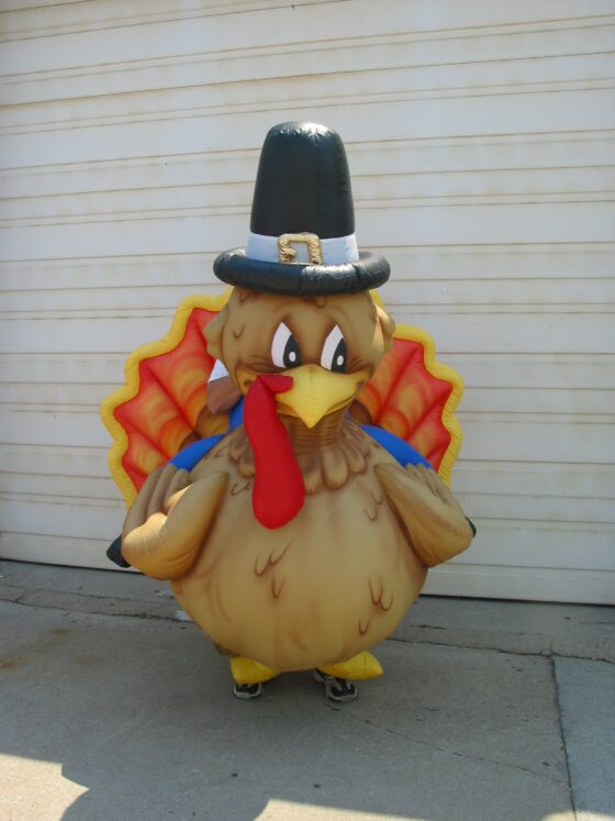 Turkey Inflatable Costume