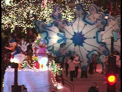 Snowflake Parade Balloon