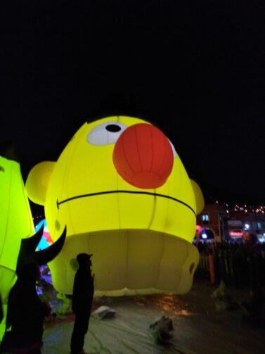 Bert lighted night parade