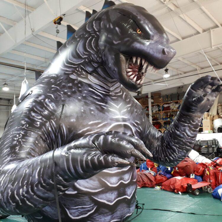 Godzilla Parade Balloon